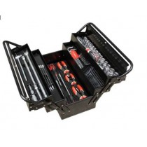 YT-3895 TOOL BOX WITH TOOLS