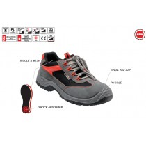 YT-80583 LOW-CUT SAFETY SHOES SIZE 39-47
