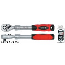 STUBBY TELESCOPIC RATCHET HANDLE YT-0298