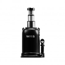 Tow-piston hydraulic bottle jack