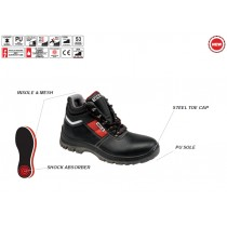 YT-80792  MIDDLE-CUT SAFETY SHOES size 37-47