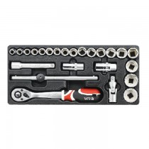 Drawer insert / Socket set