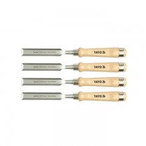 Wood chisel set