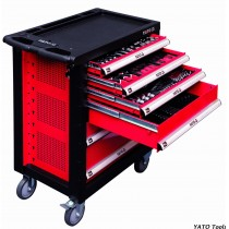YT-5530 TOOL CABINET WITH TOOLS