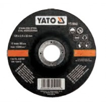 YT-5940 INOX CUTTING DISC