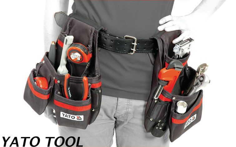 TOOL POUCH / TOOL POCKET YATO YT-7400