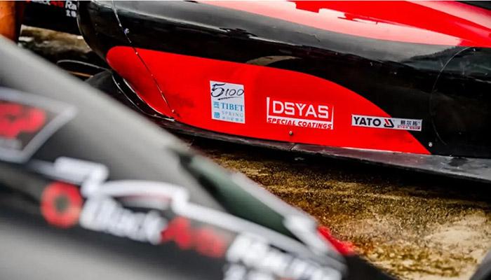 ¡Trabajo en equipo! Herramientas YATO en la temporada de campeonatos de F4 2020