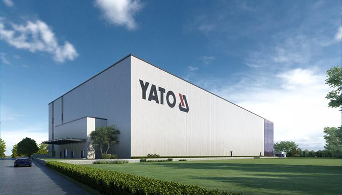 Celebre la ceremonia de colocación de los cimientos de YATO Tools (Jiaxing) Co., Ltd