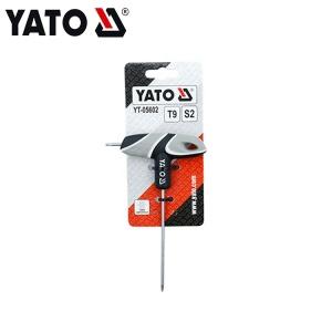 الصين مخصص T-HANDLE TORX KEY YT-05602