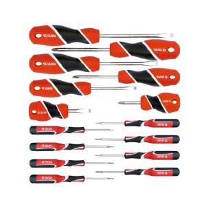 Hand tool Mechanical Screwdriver Set-15Pcs YT-25981