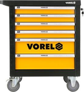 VOREL Vegla dore për ruajtjen e modelit të ri në mjetin e kabinetit me rul Kutia e gjoksit 58540