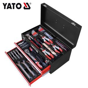 YATO 2019 Hot Sale YATO Professional 81 pcs hand tools  Hand Tool Set YT-38951