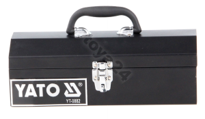 YATO CANTILEVER TOOL BOX 360X150X115MM TOOL BOX CABINET YT-0882