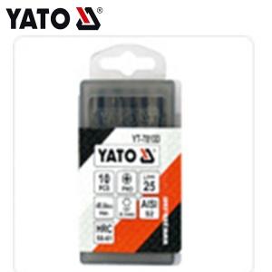 YATO SCREWDRIVER BITS  1/4