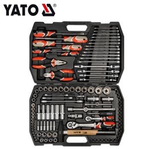 YATO YT-38891 INDUSTRIAL TOOL SET WRENCH SOCKET SET 1/4