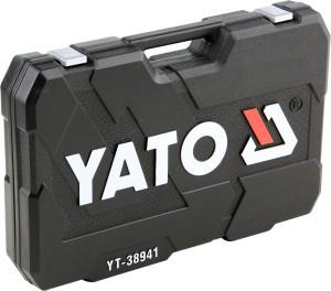 YATO YT-38941 WERKZEUGSET SCHRAUBENSCHLÜSSELSET 1/4
