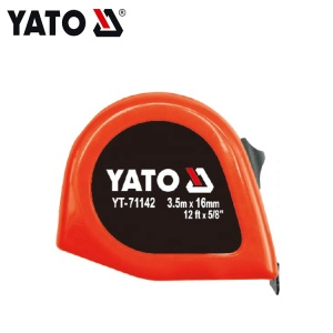 YATO YT-71142 CHEAP NEW RETRACTABLE MEASURING TAPE 3.5M/12FT