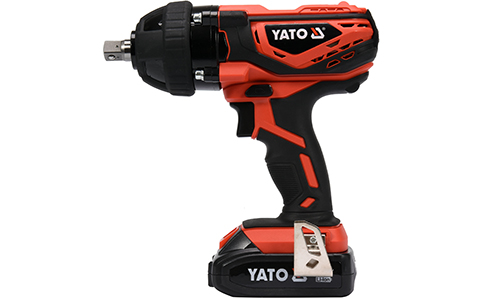YATO 18V YT-82804 CORDLESS PORTABLE ELECTRIC TOOLS IMPACT WRENCH