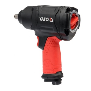 YATO YT-09540 CONSTRUCTION TOOLS TWIN HAMMER IMPACT WRENCH 1/2'' 1150NM