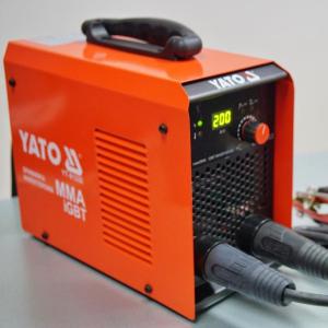 YATO YT-81332 200V WELDING INDUSTRIAL TOOLS PORTABLE WELDING MACHINE