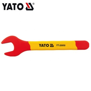 Factory Direct Wholesale Injection Insulated Open End Wrench 8MM