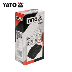 Schnellladegerät mit hoher Kapazität 18V---EU-Stecker YT-82848