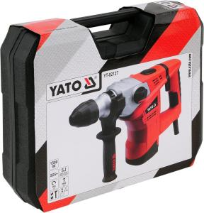 HOT SALES YATO POWER TOOLS  ELECTRIC 1500W  PORTABLE ROTARY HAMMER