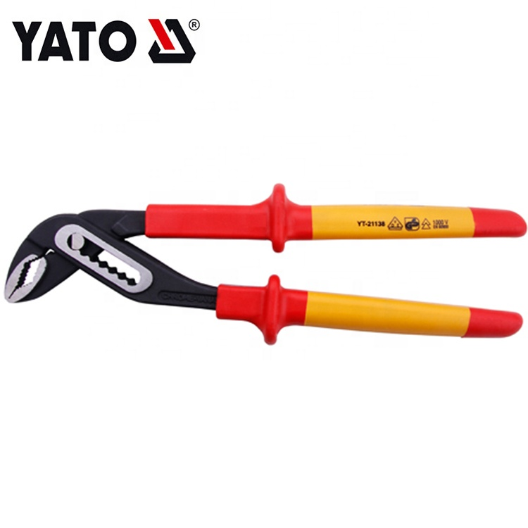 INSULATED 250MM WATER PUMP PLIER