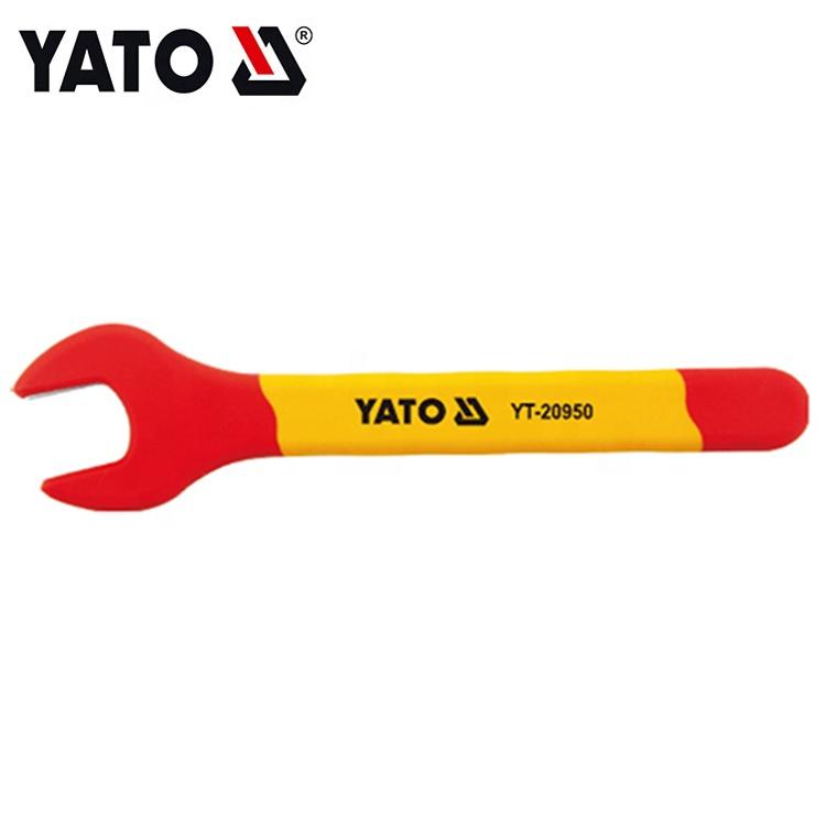 YATO INJEKTION ISOLIERTER MAULSCHLÜSSEL 27MM YT-20967