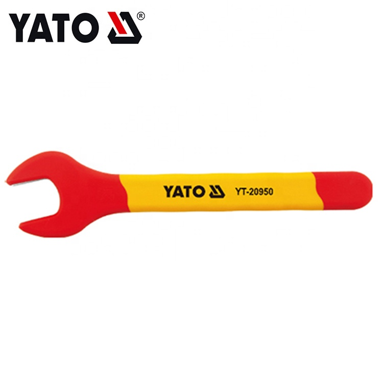 YATO INJECTION INSULATED OPEN END WRENCH 7MM YT-20951