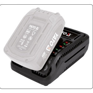 YATO POWER TOOL ACCESSORIES China Factory Direct Sale QUICK CHARGER 18V---EU Plug YT-82848
