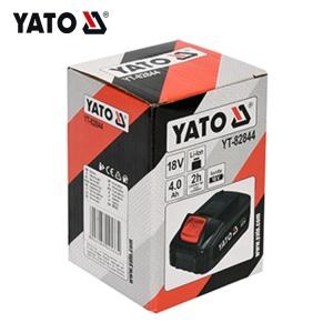 YATO YT-82844 China Power & Gasoline Tools Battery Power Tools Battery Li-Ion 18V 4,0 AH