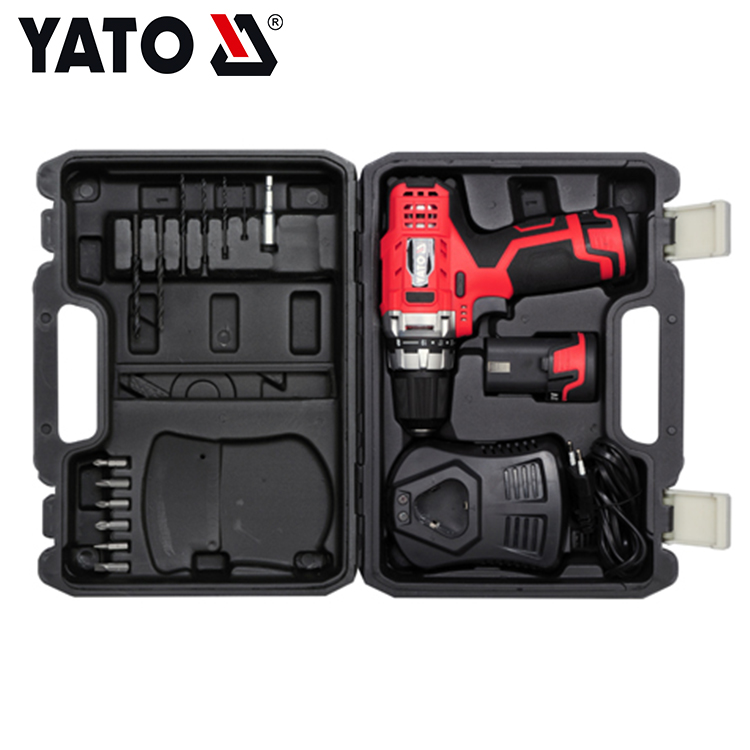 YATO YT-82851 POWER & GASOLINE TOOLS Wholesale Rechargeable China 18V Cordless Drill