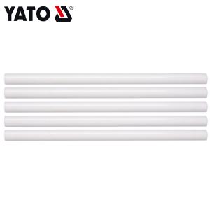 11,2X200MM 5PCS WHITE packaging hot glue stick transparent YT-82438