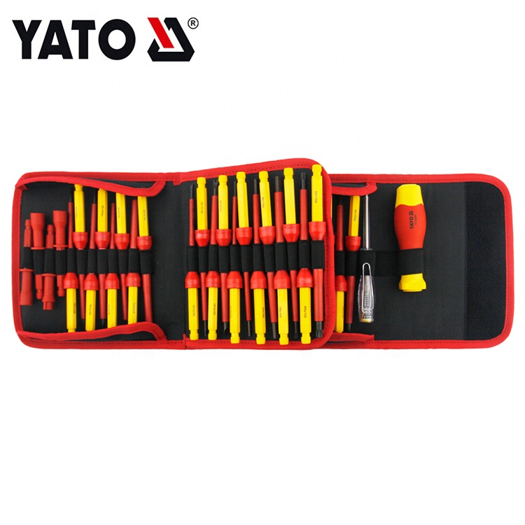 50PC INSULATED CHANGEABLE SCREWDRIVER SETS