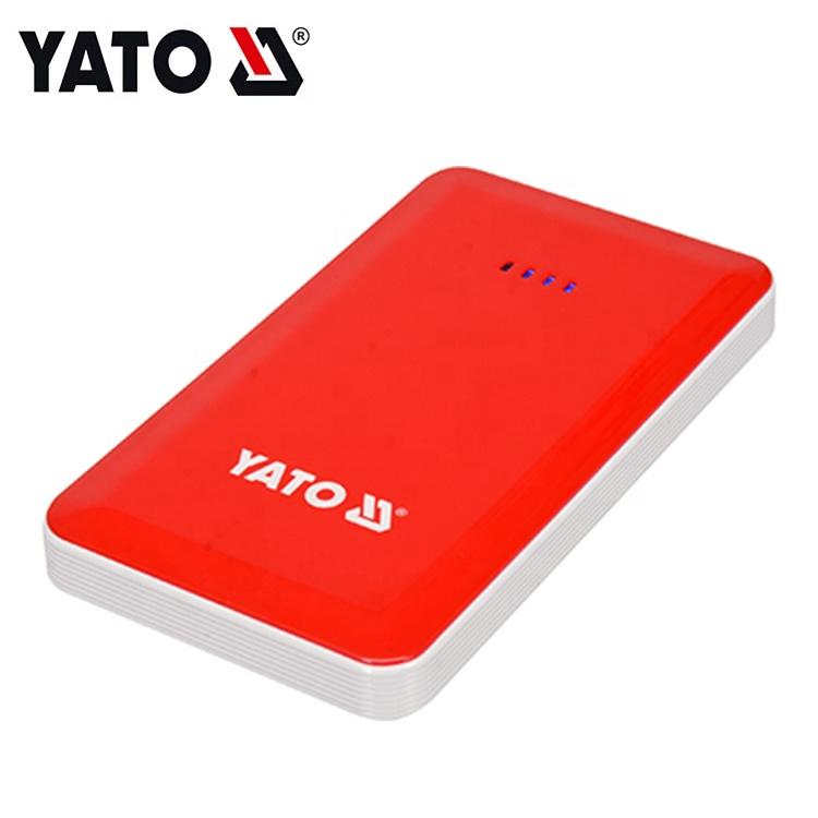 YATO  POWER TOOL ACCESSORIES JUMP STARTER/POWER BANK 7500MAH YT-83080