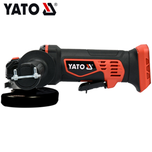YATO Power Tools Hot Sale Min Electric Angle Grinder 18V 125MM Angle Grinder-Body Only