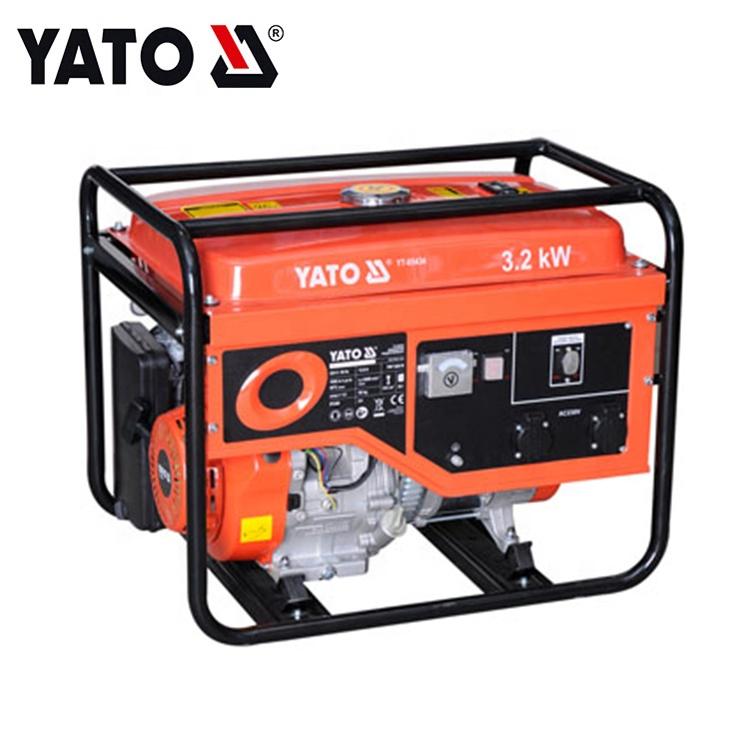 YATO YT-85434 Portable Promotional Gasoline Generator Gasoline Generator 3.2KW