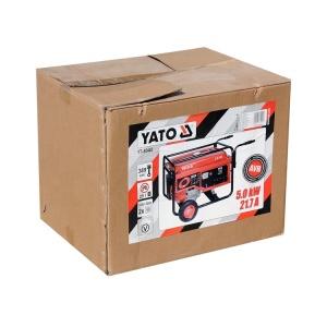 YATO YT-85440 POWER & GASOLINE INDUSTRIAL TOOLS GASOLINE GENERATOR 5.0KW