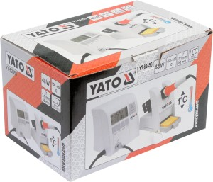 DIGITAL SOLDERING STATION SOLDERING GUN YATO YT-82455