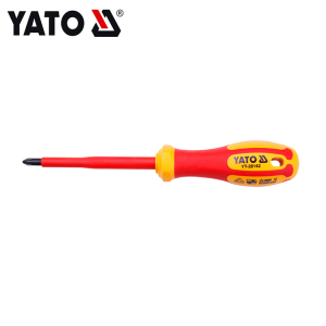INSULATED PHILLIPS SCREWDRIVER (VDE) YATO YT-28143