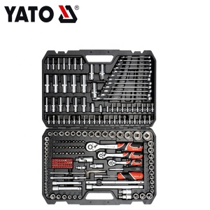 YATO HIGH GRADE 215PCS REPAIR HAND TOOLS SET SOCKET SET YT-38841