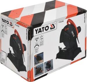 HEAVY DUTY CUT OFF MASCHINE 2300W 355MM YATO ELEKTRISCHE WERKZEUGE YT-82180