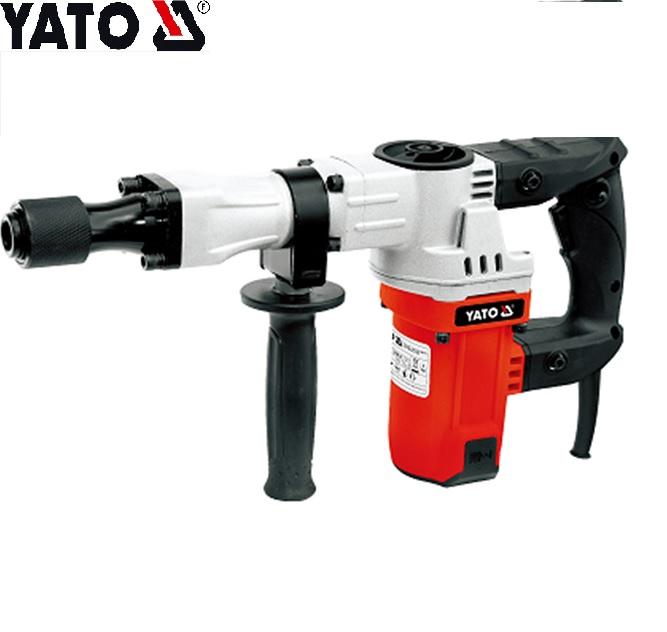 YATO POWER TOOLS ELECTRIC DEMOLITION HAMMER 1600W 14J YT-82136