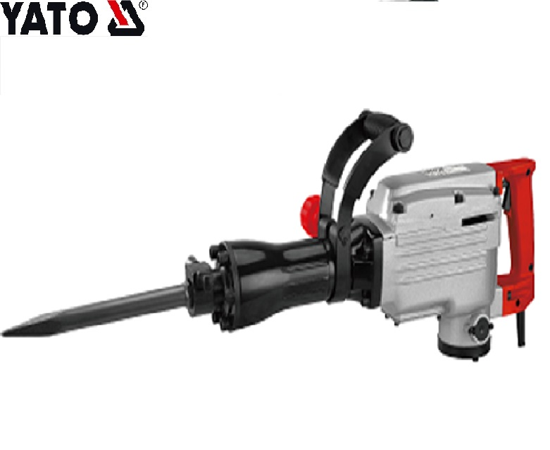 YATO POWER TOOLS ELECTRIC DEMOLITION HAMMER 2200W 45J SDS HEX YT-82138T