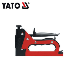 YATO STAPLE GUN 6-14MM /1,2/ SQUARE STAPLE IMPACT FORCE ADJUSTABLE KNOB YT-7003