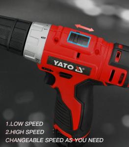 YATO YT-82852 12V POWER & GASOLINE TOOLS CORDLESS PORTABLE POWER TOOLS DRILL MACHINE
