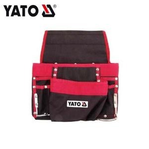 YATO 8-POCKET & TOOL BAG Thickening And Wear Resistance Storage Bag Wholesale Car Tool Kit Set Bag Electrician
