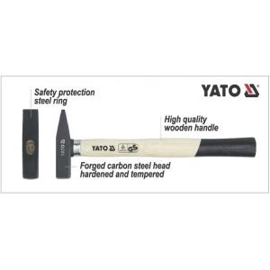 YATO China Machinist Hammer 800G Power Hammer Price Hammer Bit Striking Tools