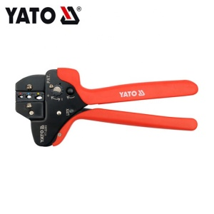 YATO Crimping Pliers Electrical Pliers Combination Electrical Tools Hand Tools 0.5-6MM2